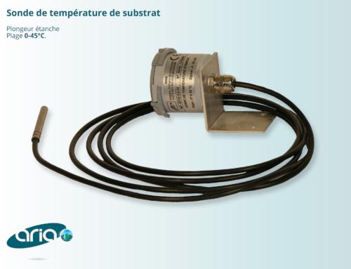 Sonde de température de substrat